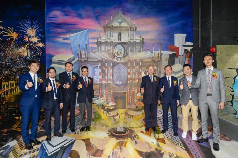 Ponte Macau - Where is macau in the world